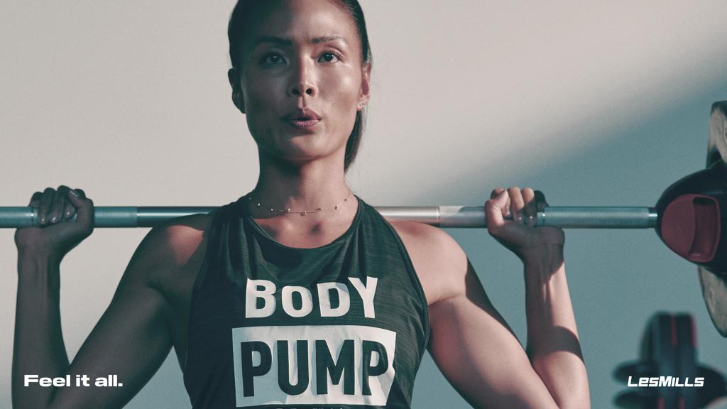 Pole Fitness - Photo Body Pump