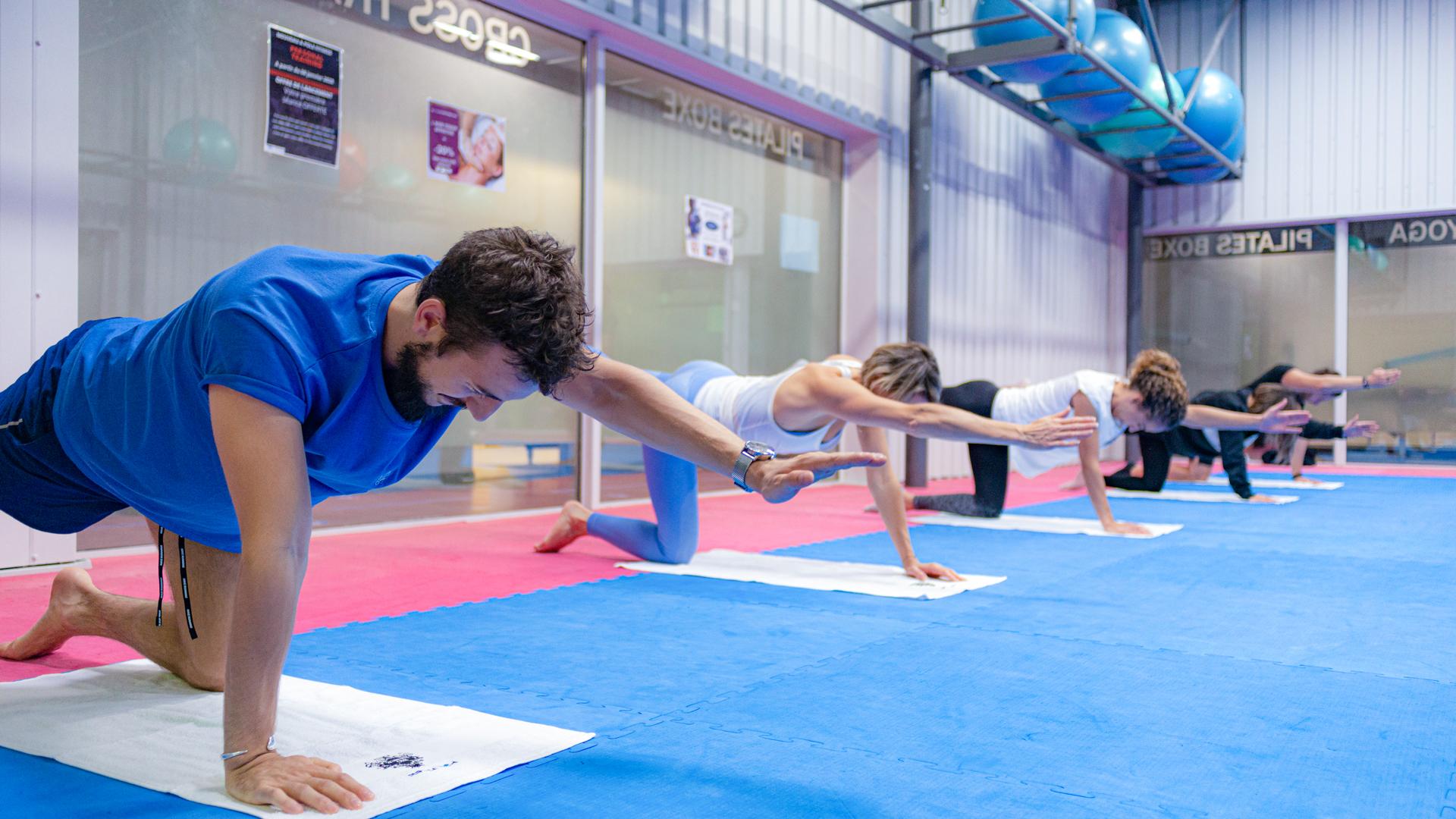 Pole Fitness - Cours Bien-Être