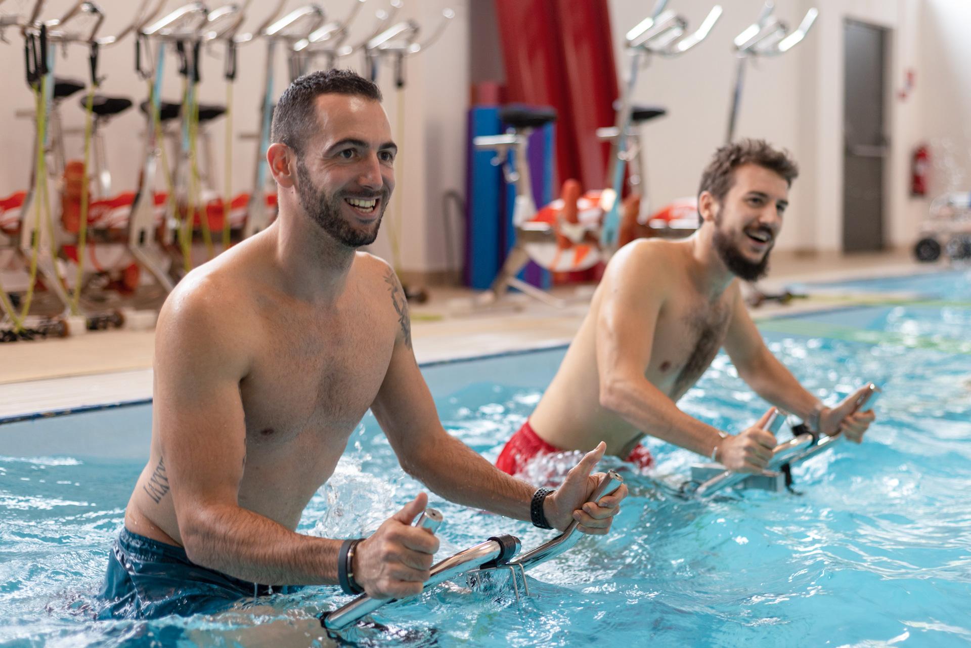Pole Fitness - Cours Aquatiques - Aquabike