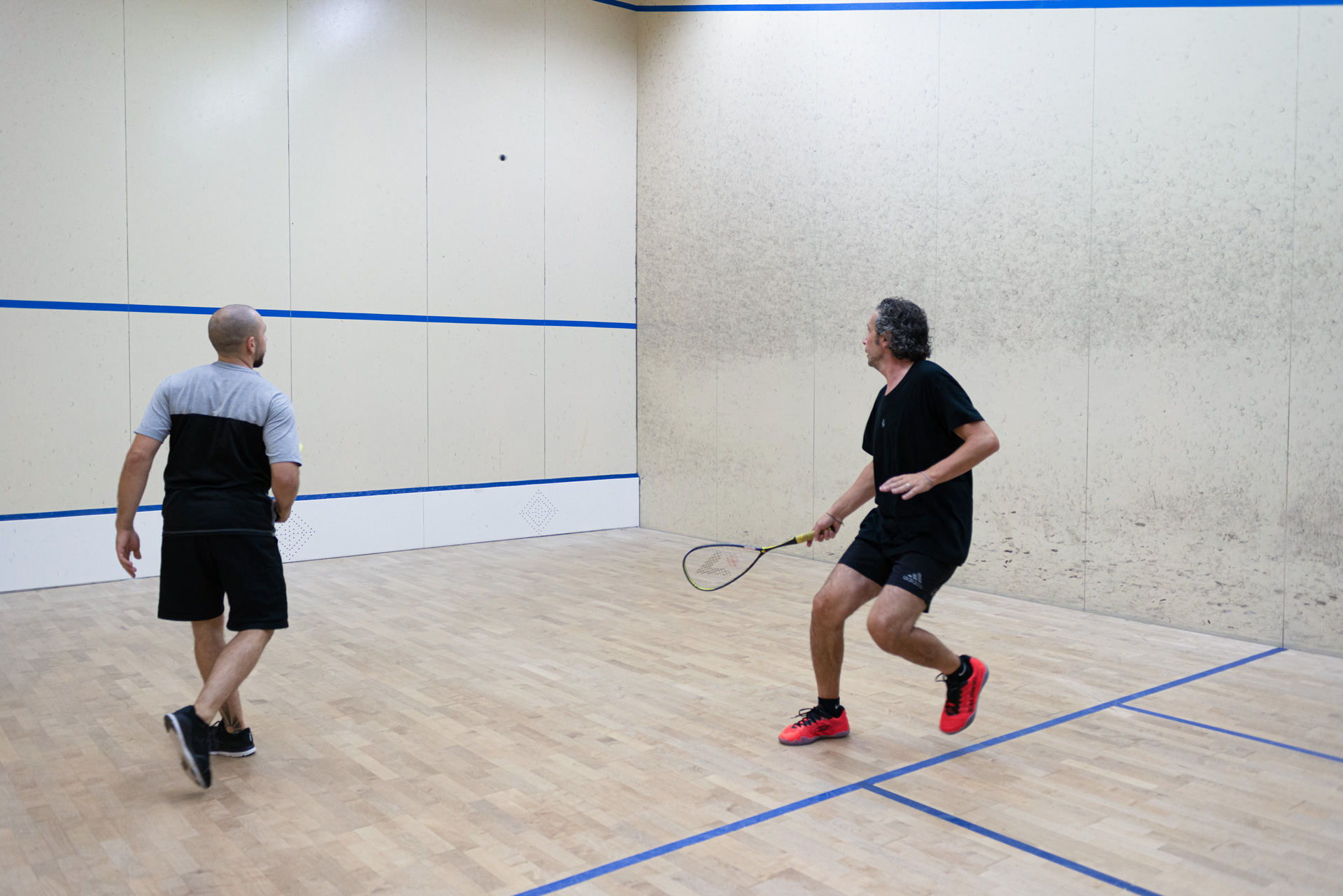 Pole Fitness - Squash