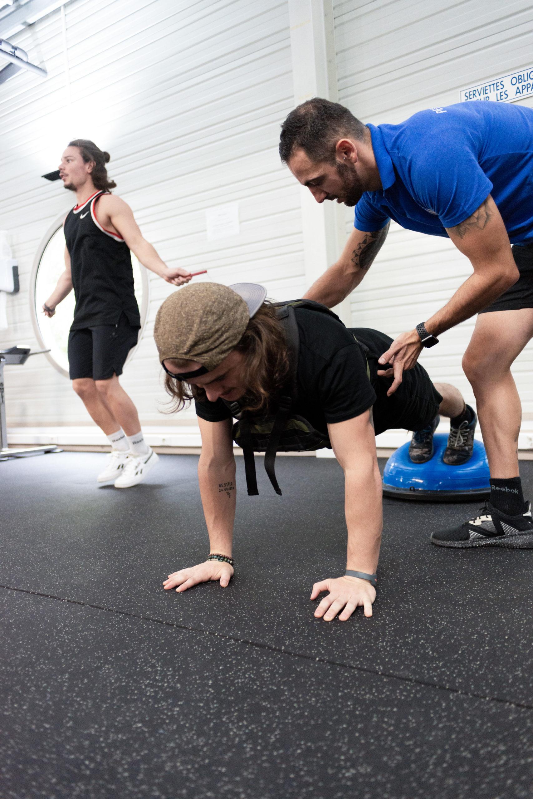 Pole Fitness - Coach Sportif Personnalisé